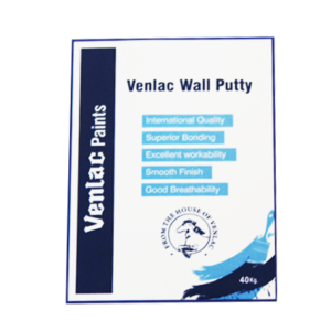 VENLAC WALL PUTTY
