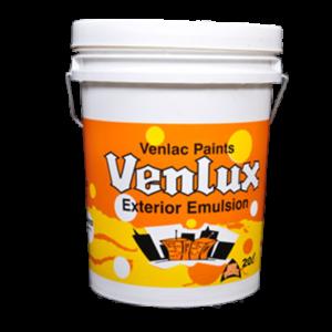 VENLUX EXTERIOR EMULSION
