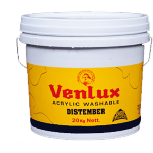 VENLUX ACRYLIC WASHABLE DISTEMPER