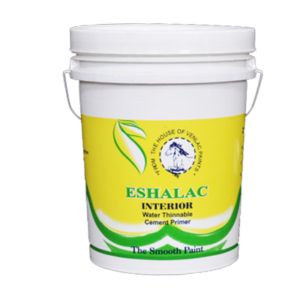 ESHALAC INTERIOR WATER THINNABLE CEMENT PRIMER